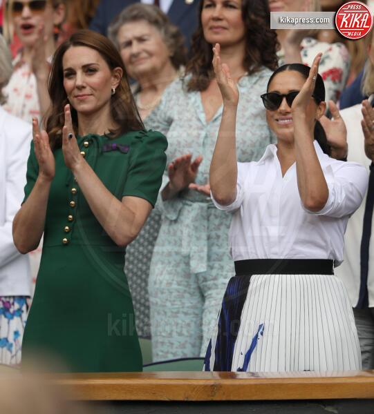 Meghan Markle, Kate Middleton - Londra - 13-07-2019 - Buon compleanno Kate Middleton! 38 anni in 15 foto