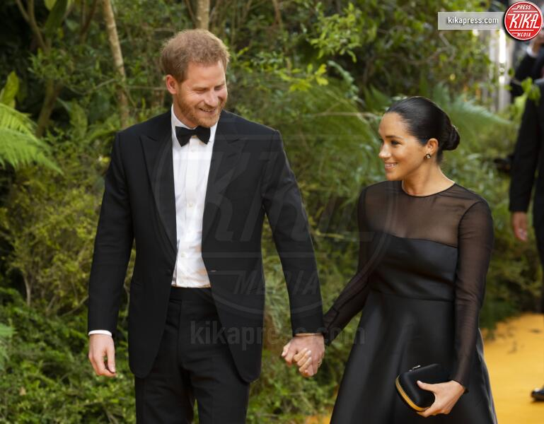 Meghan Markle, Principe Harry - Londra - 14-07-2019 - Harry: