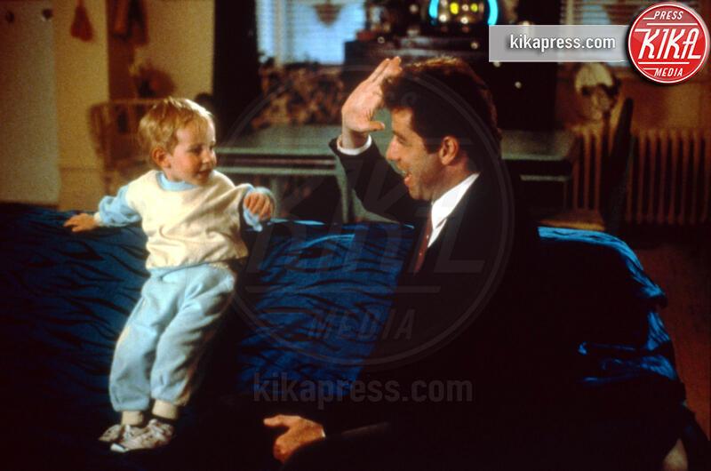 Senti chi parla, John Travolta - Hollywood - 17-08-1989 - Senti chi parla: in arrivo il reboot...non richiesto