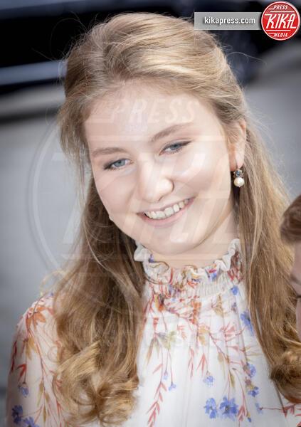 Principessa Elisabetta del Belgio - Brussels - 21-07-2019 - Principesse adolescenti sui troni d'Europa: le riconoscete?