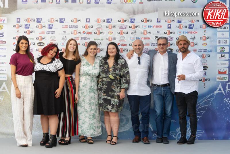 Cast - Giffoni Valle Piana - 23-07-2019 - Giffoni 2019: Valeria Solarino e Marco D'Amore per Dolcissime