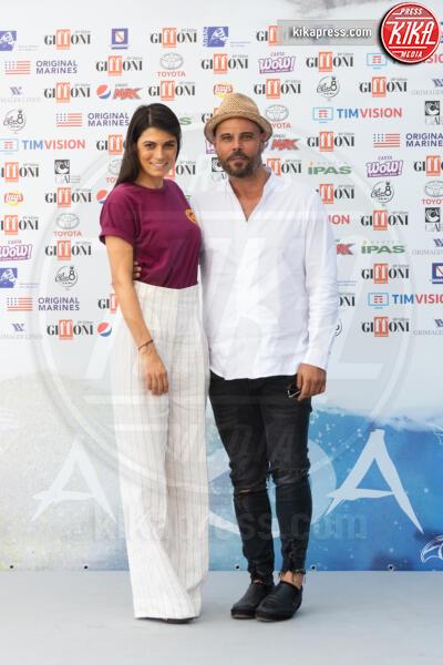 Marco D'Amore, Valeria Solarino - Giffoni Valle Piana - 23-07-2019 - Giffoni 2019: Valeria Solarino e Marco D'Amore per Dolcissime