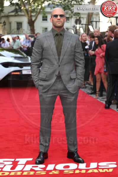 Jason Statham - Londra - 23-07-2019 - Helen Mirren in verde sul red carpet di Fast and Furious