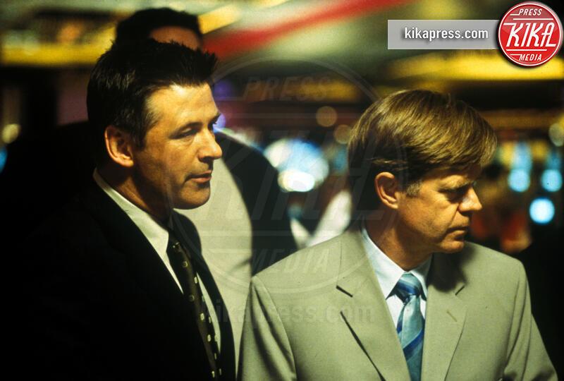 William H. Macy, Alec Baldwin - Hollywood - 05-10-2003 - Azzardo e cinema, i film di casinò che hanno fatto la storia