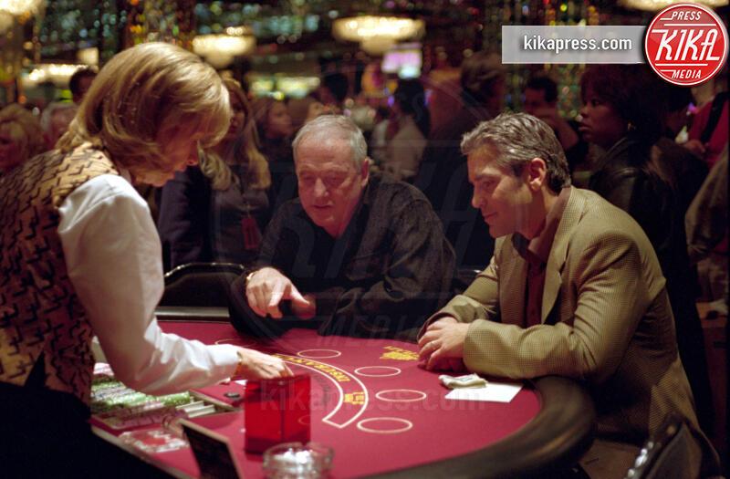 George Clooney - Palm Springs - 05-12-2001 - Azzardo e cinema, i film di casinò che hanno fatto la storia
