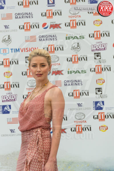 Amber Heard - Giffoni Valle Piana - 25-07-2019 - Giffoni 2019, Borghi contro i social: