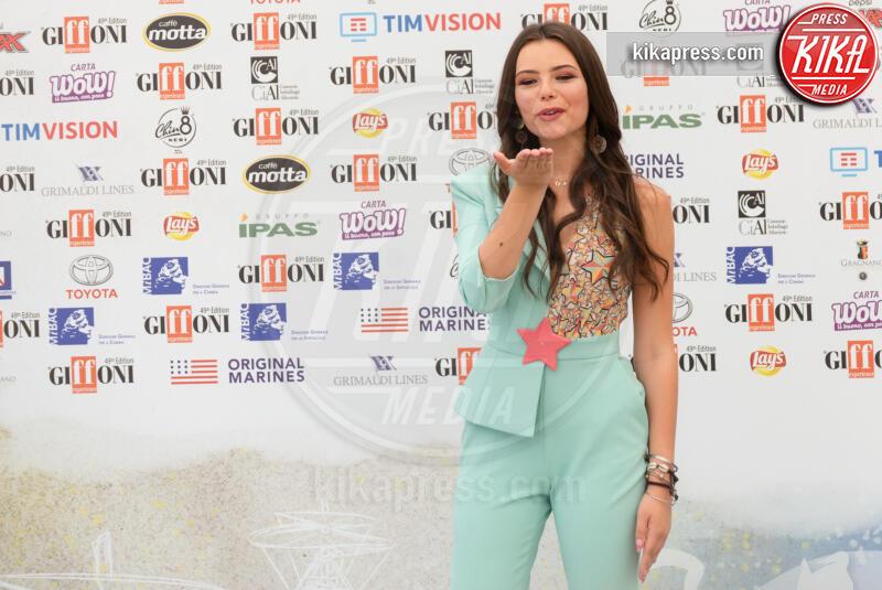 Eleonora Gaggero - Giffoni Valle Piana - 25-07-2019 - Giffoni 2019, Borghi contro i social: