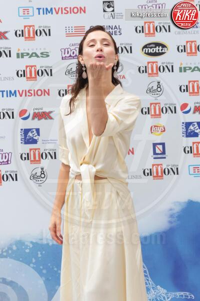 Gabriella Pession - Giffoni Valle Piana - 26-07-2019 - Giffoni 2019, Gabriella Pession presenta Oltre la soglia
