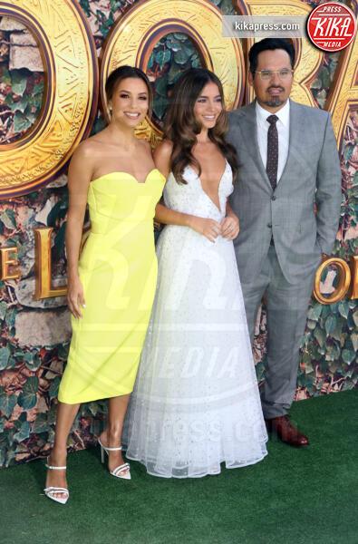 Isabela Moner, Michael Pena, Eva Longoria - Los Angeles - 29-07-2019 - Dora and the Lost City of Gold, la premiere californiana