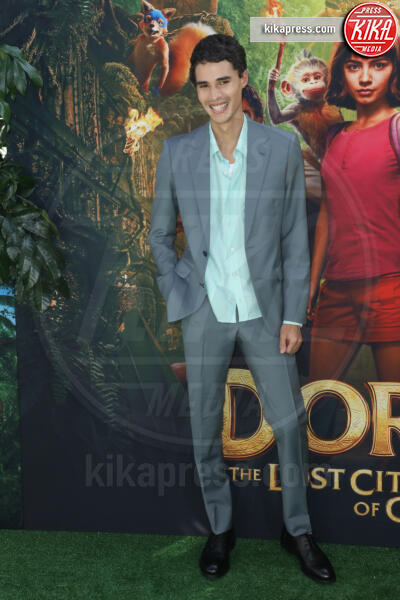 Jeff Wahlberg - Los Angeles - 28-07-2019 - Dora and the Lost City of Gold, la premiere californiana