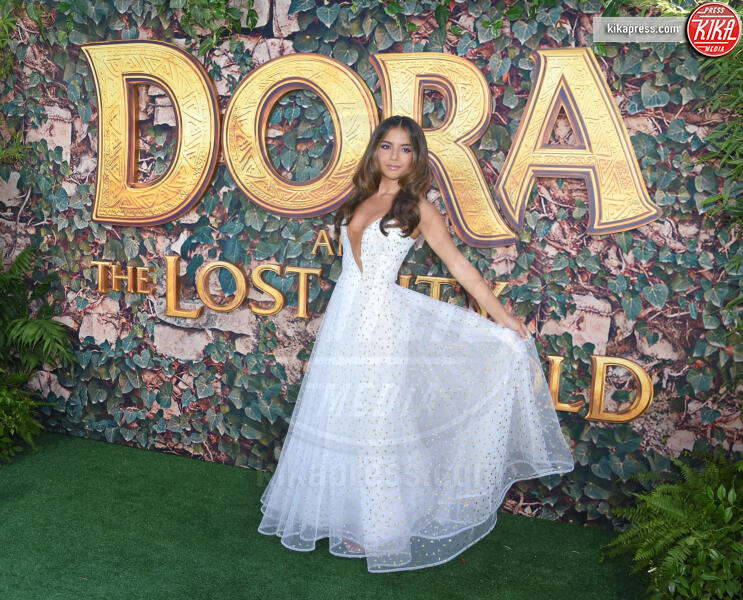Isabela Moner - Los Angeles - 15-01-2014 - Dora and the Lost City of Gold, la premiere californiana