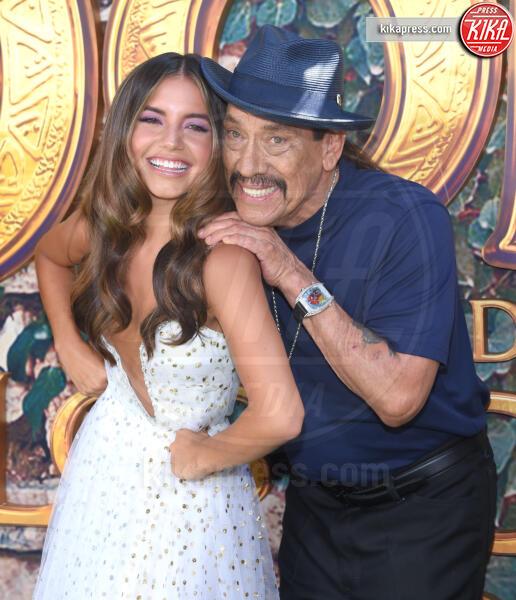 Isabela Moner, Danny Trejo - Los Angeles - 15-01-2014 - Dora and the Lost City of Gold, la premiere californiana