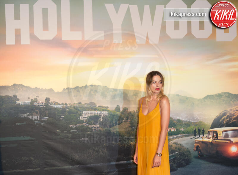 Margot Robbie - Roma - 03-08-2019 - Roma ai piedi di Tarantino e Once Upon a Time… in Hollywood