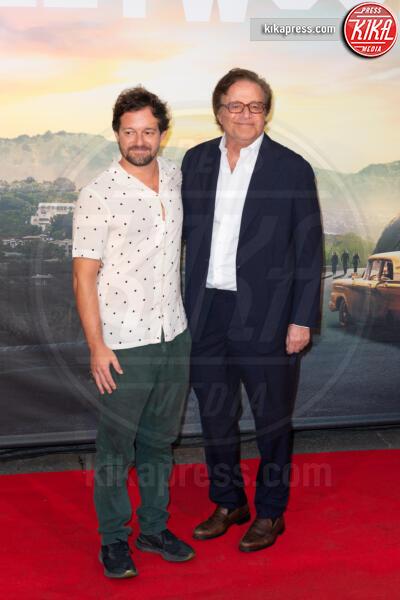 Brando De Sica, Christian De Sica - Roma - 03-08-2019 - Roma ai piedi di Tarantino e Once Upon a Time… in Hollywood