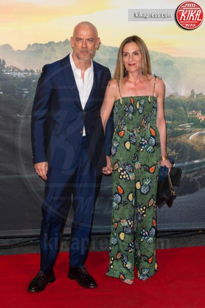 Gina Gardini, Filippo Nigro - Roma - 03-08-2019 - Roma ai piedi di Tarantino e Once Upon a Time… in Hollywood