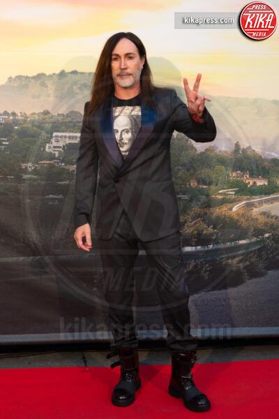 Manuel Agnelli - Roma - 03-08-2019 - Roma ai piedi di Tarantino e Once Upon a Time… in Hollywood