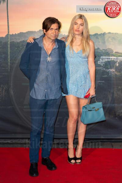 Angelica Preziosi, Francesco Apolloni - Roma - 03-08-2019 - Roma ai piedi di Tarantino e Once Upon a Time… in Hollywood