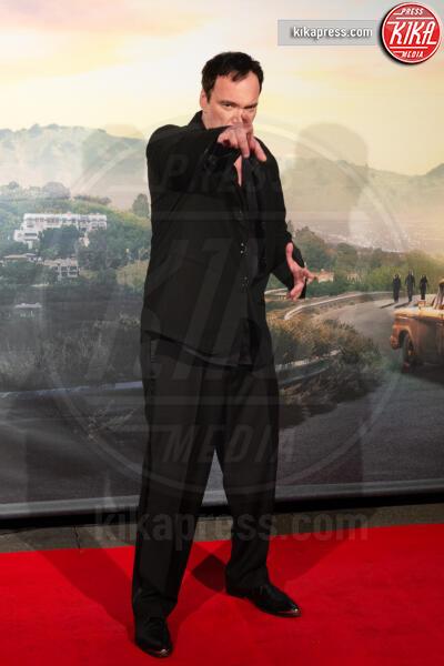 Quentin Tarantino - Roma - 03-08-2019 - Roma ai piedi di Tarantino e Once Upon a Time… in Hollywood