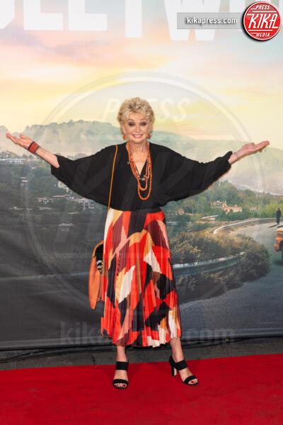 Enrica Bonaccorti - Roma - 03-08-2019 - Roma ai piedi di Tarantino e Once Upon a Time… in Hollywood