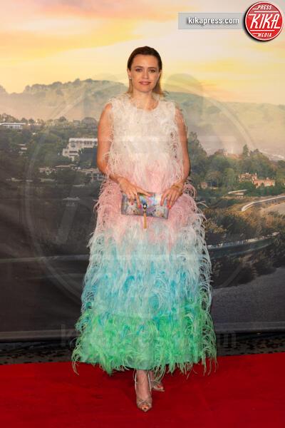 Nathalie Rapti Gomez - Roma - 03-08-2019 - Roma ai piedi di Tarantino e Once Upon a Time… in Hollywood