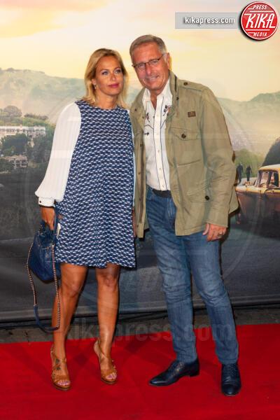 Sonia Bruganelli, Paolo Bonolis - Roma - 03-08-2019 - Roma ai piedi di Tarantino e Once Upon a Time… in Hollywood