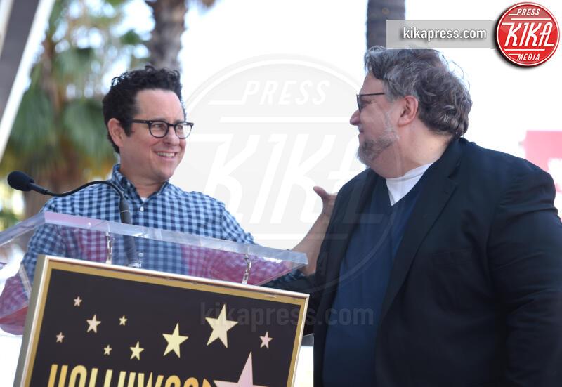 J.J. Abrams, Guillermo del Toro - Hollywood - 24-01-2014 - Guillermo Del Toro: