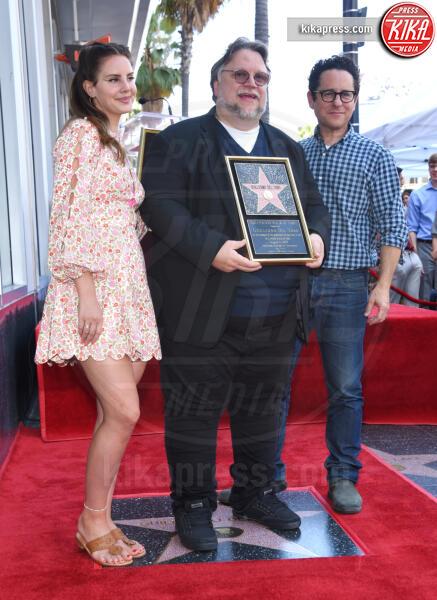 Lana Del Rey, J.J. Abrams, Guillermo del Toro - Hollywood - 24-01-2014 - Guillermo Del Toro: