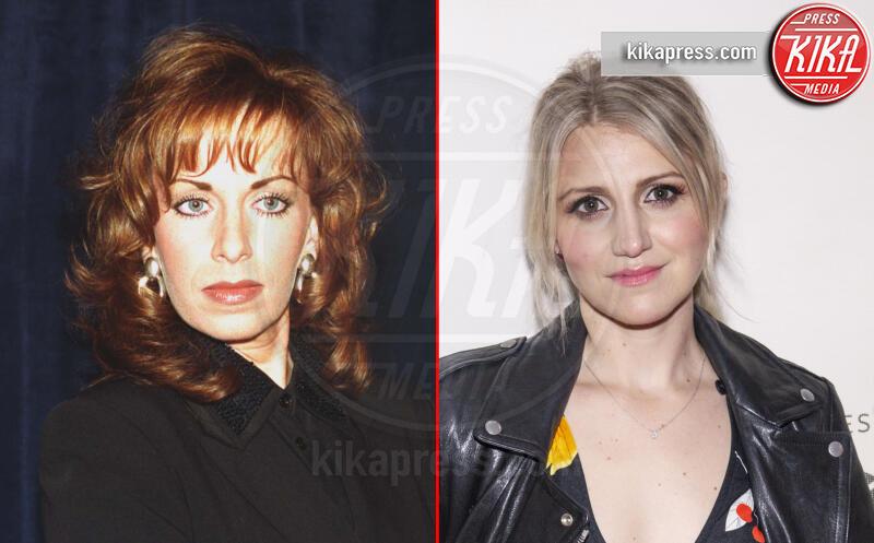 Paula Jones, Annaleigh Ashford - Los Angeles - 07-08-2019 - Sarah Paulson nella miniserie su Bill Clinton e Monica Lewinski
