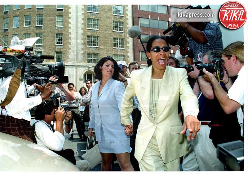 Monica Lewinsky - Washington - 28-07-1998 - Sarah Paulson nella miniserie su Bill Clinton e Monica Lewinski