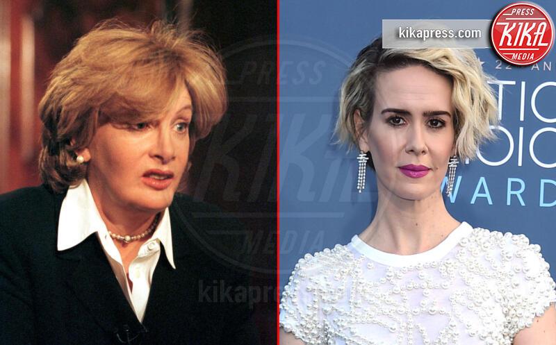 Linda Tripp, Sarah Paulson - 07-08-2019 - Sarah Paulson nella miniserie su Bill Clinton e Monica Lewinski