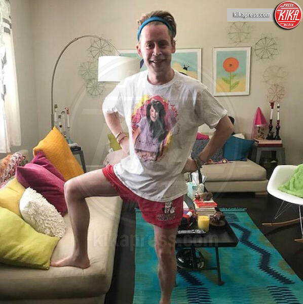 Macaulay Culkin - Hollywood - 08-08-2019 - Mamma ho perso l'aereo si farà, Macaulay Culkin risponde così