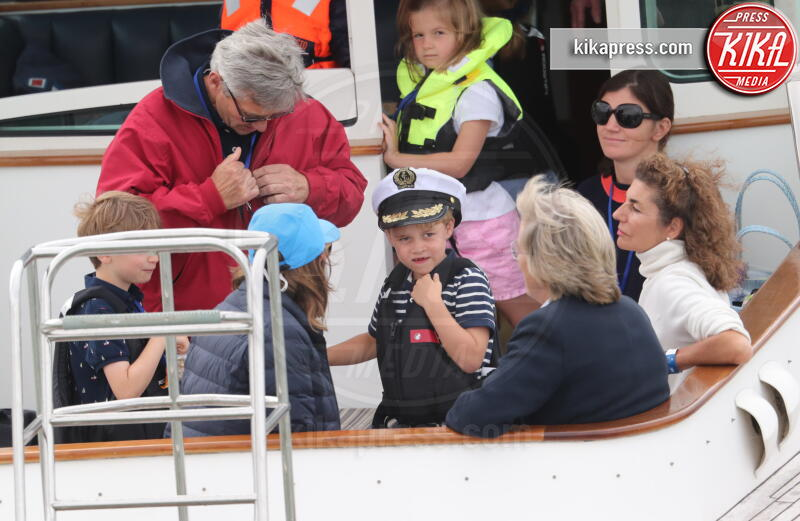 Principe George - Isle Of Wight - 08-08-2019 - Baby George, mozzo o capitano alla regata King's Cup?