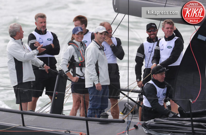 Kate Middleton - Isle Of Wight - 08-08-2019 - Baby George, mozzo o capitano alla regata King's Cup?