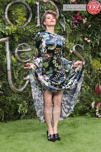 Amanda Palmer - Londra - 28-05-2019 - Anche Emily Ratajkowski sceglie un'estate non depilata