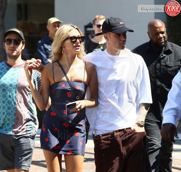 Hailey Baldwin, Justin Bieber - Hollywood - 11-08-2019 - The Biebers: Justin e Hailey Baldwin sono marito e moglie