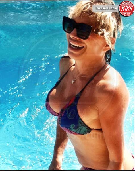 Carmen Russo - 16-08-2019 - Sessantenni vip mai dome, da Carmen Russo a Sharon Stone