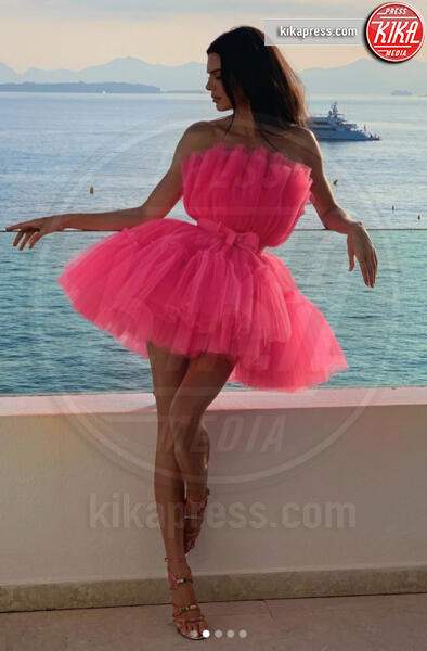 Kendall Jenner - Cannes - 19-08-2019 - Valentina Ferragni e Kendall Jenner, chi lo indossa meglio?