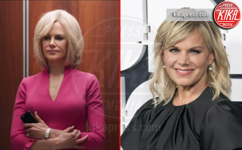 Gretchen Carlson, Charlize Theron - Los Angeles - 22-08-2019 - Bombshell, l'incredibile trasformazione di Charlize Theron