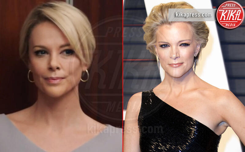 Megyn Kelly, Charlize Theron - Los Angeles - 22-08-2019 - Bombshell, l'incredibile trasformazione di Charlize Theron