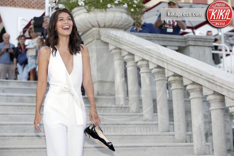 Alessandra Mastronardi - Venezia - 27-08-2019 - Venezia 76: Alessandra Mastronardi, madrina in bianco