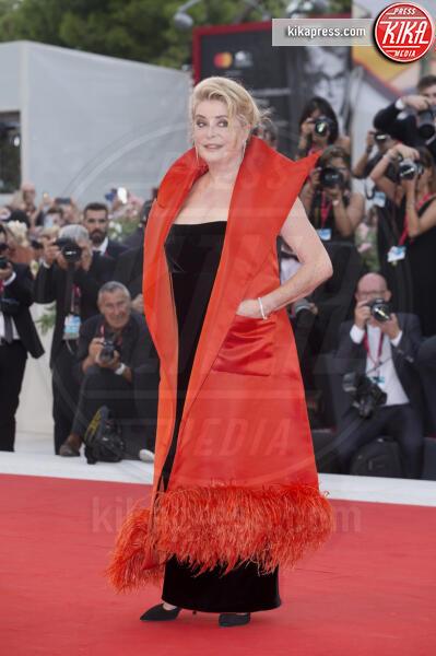 Catherine Deneuve - Venezia - 28-08-2019 - Catherine Deneuve ha avuto un malore: