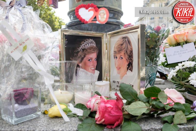 Pont de l'Alma, Lady Diana - Parigi - 31-08-2017 - Lady Diana, a 22 anni dalla morte una nuova rivelazione