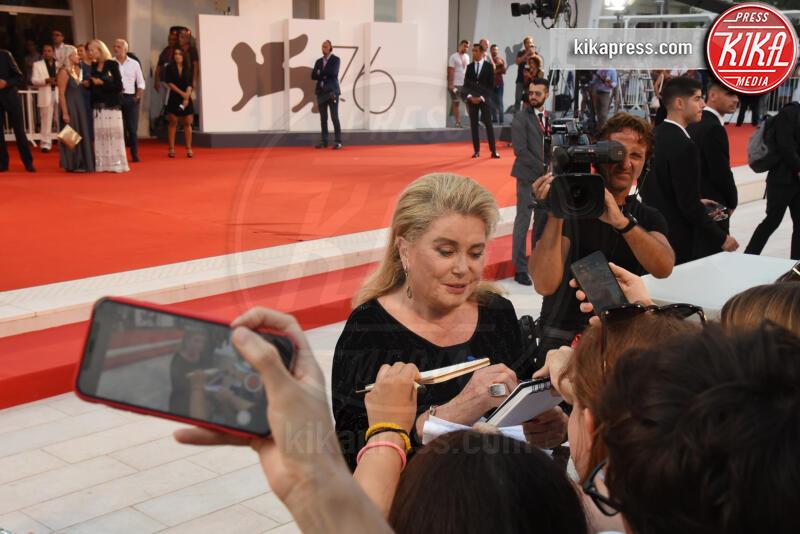 Catherine Deneuve - Venezia - 31-08-2019 - Catherine Deneuve ha avuto un malore: