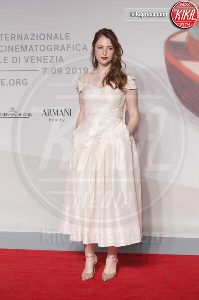 Roisin O'Donovan - Venezia - 31-08-2019 - Venezia 76: Ramazzotti-Virzì, l'amore sul red carpet di Vivere