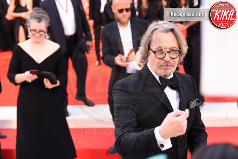 Gary Oldman - Lido di Venezia - 01-09-2019 - Venezia 76, il red carpet di The Laundromat