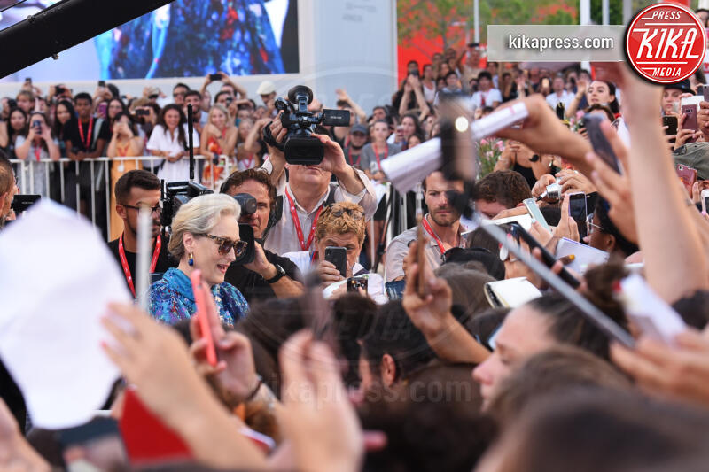 Meryl Streep - Lido di Venezia - 01-09-2019 - Venezia 76, il red carpet di The Laundromat