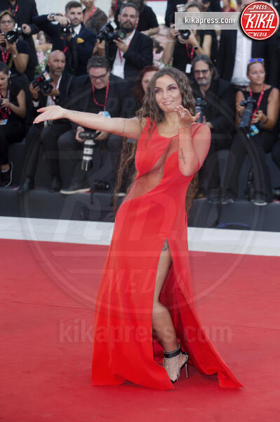 Elettra Lamborghini - Venezia - 01-09-2019 - Venezia 76, il red carpet di The Laundromat