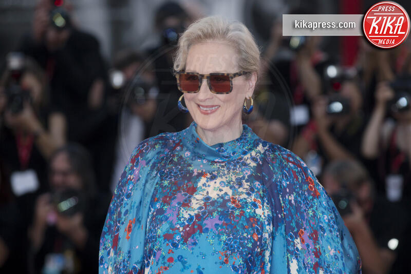 Meryl Streep - Venezia - 01-09-2019 - Venezia 76, il red carpet di The Laundromat