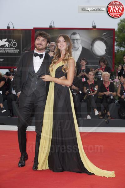 Arianna Cirrincione, Andrea Cerioli - Venezia - 02-09-2019 - Venezia 76, tronisti sul red carpet. La polemica!