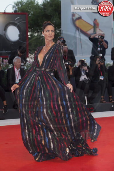 Maria Vittoria Paolillo - Venezia - 03-09-2019 - Venezia 76: Rodriguez-Moser, l'amore sul red carpet